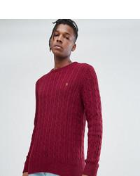 Jersey de ochos rojo de Farah