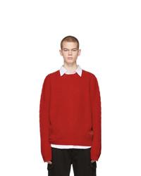 Jersey de ochos rojo de Gucci