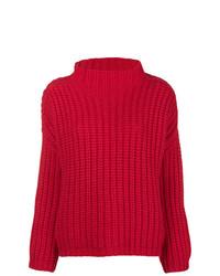 Jersey de ochos rojo de Incentive! Cashmere