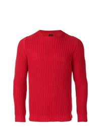Jersey de ochos rojo de Mp Massimo Piombo