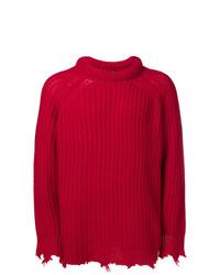 Jersey de ochos rojo de R13