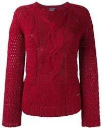 Jersey de Ochos Rojo de Woolrich