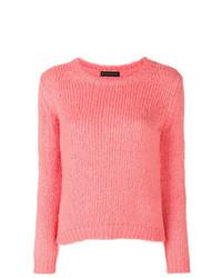 Jersey de ochos rosa de Etro