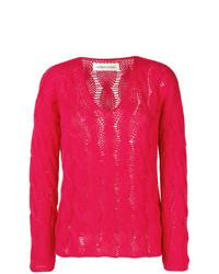 Jersey de ochos rosa de Lamberto Losani