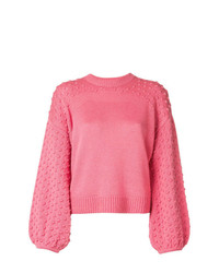 Jersey de ochos rosa de Nude