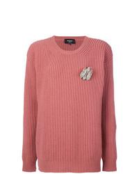 Jersey de ochos rosa de Rochas