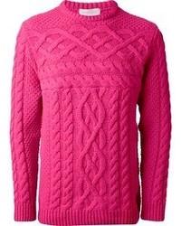 Jersey de ochos rosa de Soulland