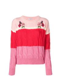 Jersey de ochos rosa de Vivetta