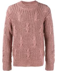 Jersey de ochos rosado de Maison Margiela
