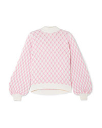 Jersey de ochos rosado de Stine Goya