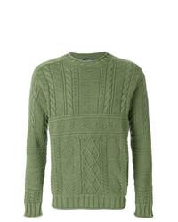 Jersey de ochos verde oliva de Polo Ralph Lauren