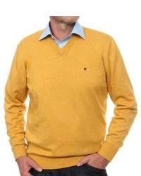 Jersey de pico amarillo de Casamoda