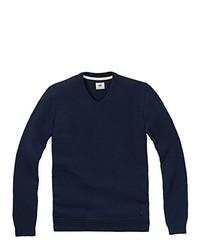 Jersey de pico azul marino de Lee