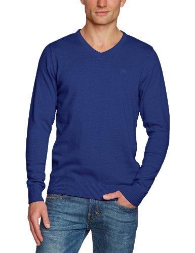 Jersey de pico azul de BLEND