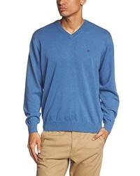 Jersey de pico azul de Casamoda