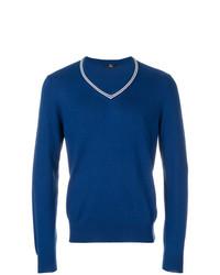 Jersey de pico azul de Fay