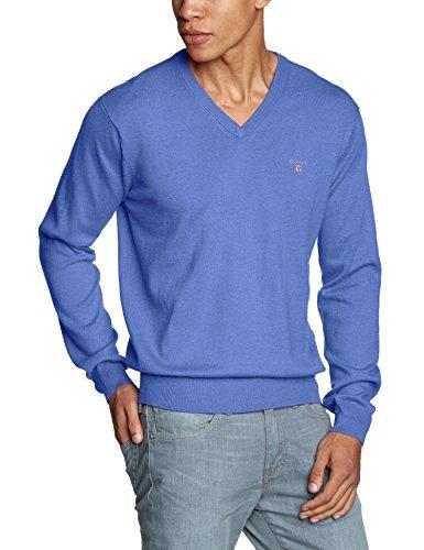 Jersey de pico azul de Gant
