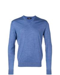 Jersey de pico azul de Hackett