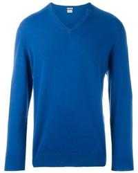 Jersey de pico azul de Massimo Alba