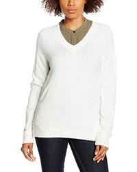 Jersey de pico blanco