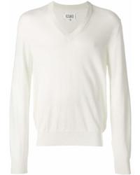 Jersey de pico blanco de Maison Margiela