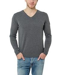 Jersey de pico en gris oscuro de JAMVF