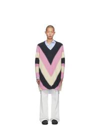 Jersey de pico en multicolor de Loewe