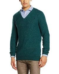Jersey de pico en verde azulado de Scalpers