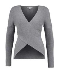 Jersey de pico gris de Anna Field