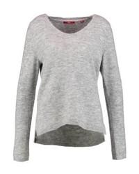 Jersey de pico gris de s.Oliver