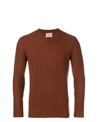 Jersey de pico marrón de Federico Curradi