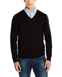 Jersey de pico negro de Calvin Klein