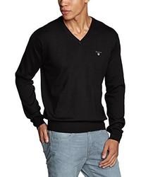 Jersey de pico negro de Gant
