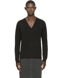 Jersey de pico negro de Givenchy