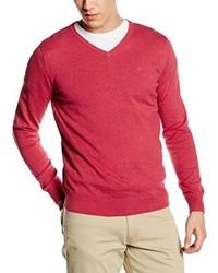 Jersey de pico rojo de Tom Tailor