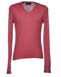Jersey de pico rosa