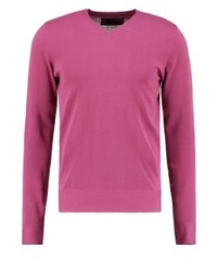 Jersey de pico rosa de Patrizia Pepe