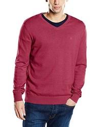 Jersey de pico rosa de Tom Tailor
