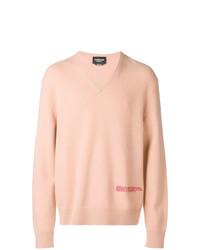 Jersey de pico rosado de Calvin Klein 205W39nyc