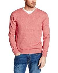 Jersey de pico rosado de Cortefiel