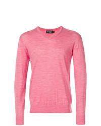 Jersey de pico rosado de Hackett