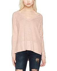 Jersey de pico rosado de Only