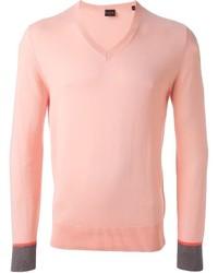 Jersey de pico rosado de Paul Smith