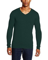 Jersey de pico verde oscuro de Lee