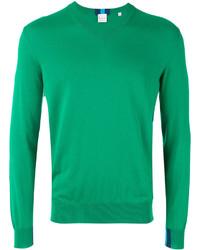 Jersey de pico verde de Paul Smith