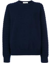 Jersey de punto azul marino de Golden Goose Deluxe Brand
