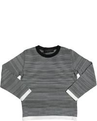 Jersey de rayas horizontales