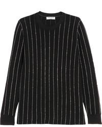 Jersey de rayas verticales