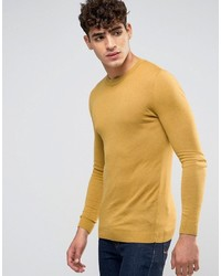 Jersey dorado de Asos