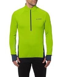 Jersey en amarillo verdoso de VAUDE